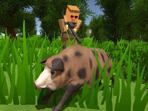 Jogo Pixel Hunting.IO