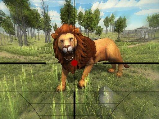 Jogo Lion Hunting 3D