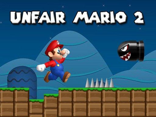 Jogo Unfair Mario 2