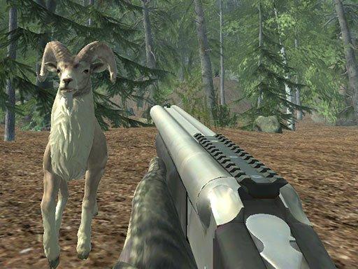 Jogo Crazy Goat Hunter