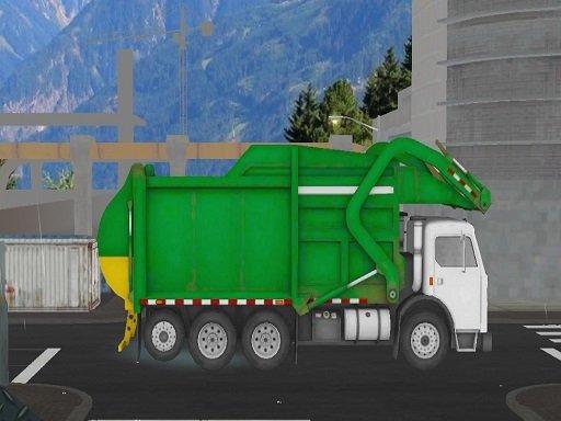 Jogo Garbage Truck Sim 2020