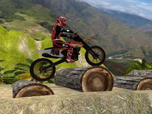 Jogo Infinite Bike Trials