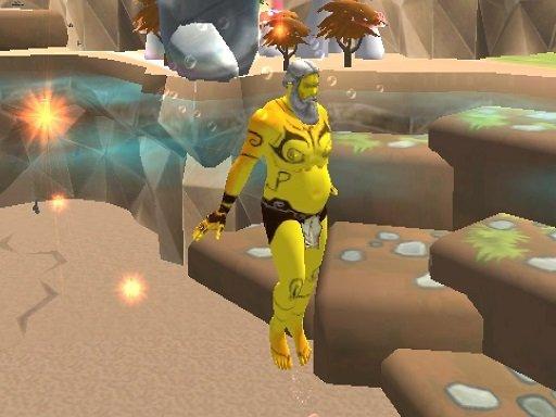 Jogo Aqua Man Sea Fight