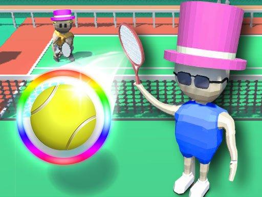 Jogo Cubic Tennis