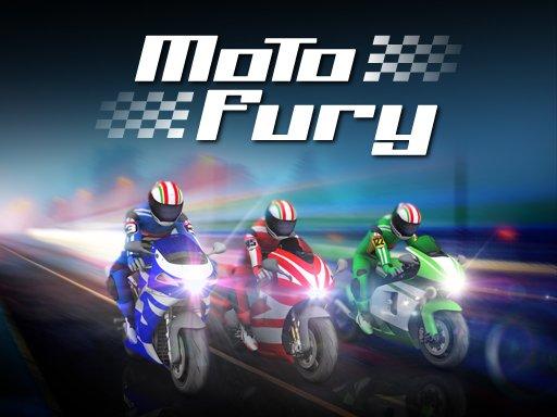 Jogo Moto Fury
