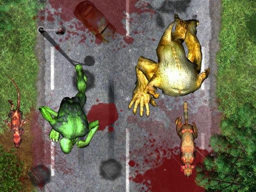 Jogo Crush the Zombies