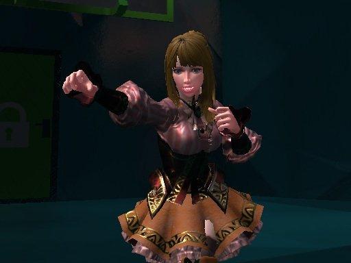 Jogo Female Fighter