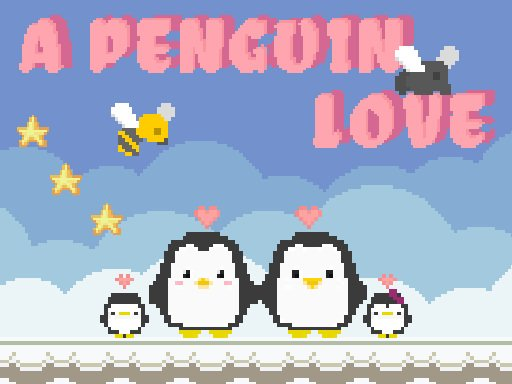 Jogo A Penguin Love