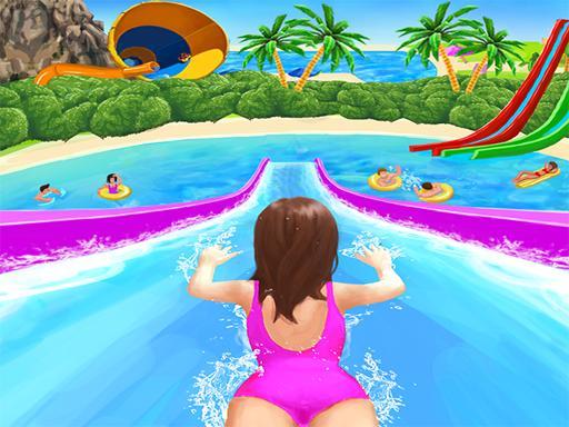 Jogo Dora Rush Water Park