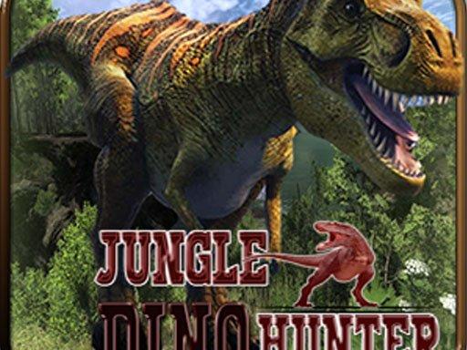 Jogo Jungle Dino Hunter