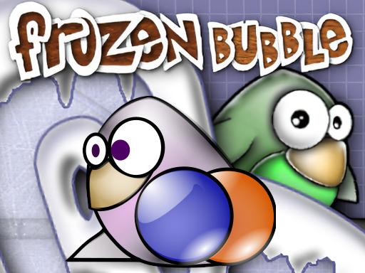 Jogo Frozen Bubble HD