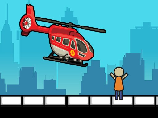 Jogo Rescue Helicopter
