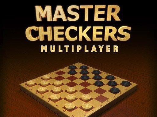 Jogue Master Checkers Multiplayer Jogo