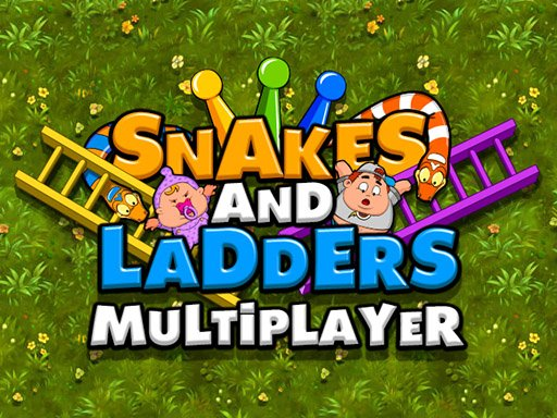 Jogo Snake and Ladders Multiplayer