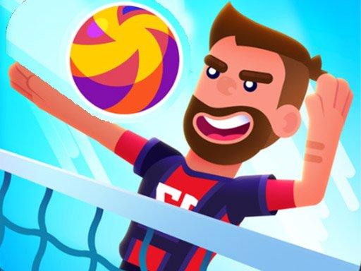 Jogo Monster Head Soccer Volleyball