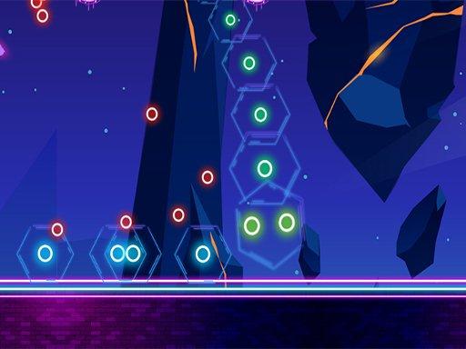 Jogo Neon snake
