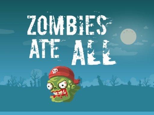 Jogo Zombie Ate All