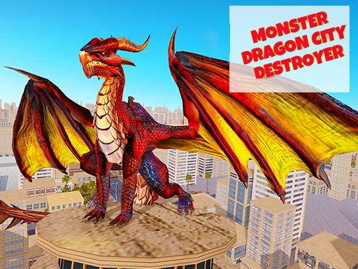 Jogo Monster Dragon City Destroyer