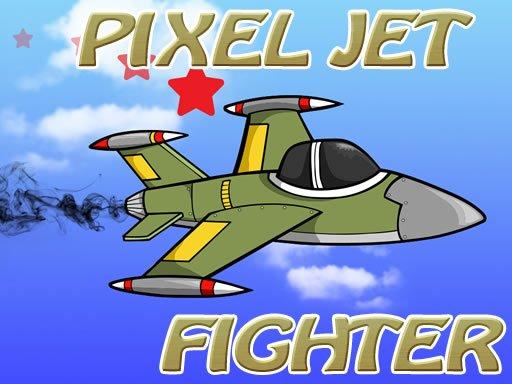 Jogo Pixel Jet Fighter