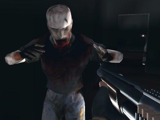 Jogo Zombie Hunter Assault