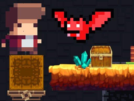 Jogo Tiny Man And Red Bat