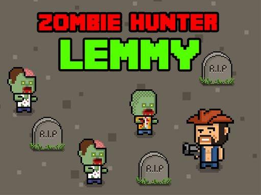 Jogo Zombie Hunter Lemmy