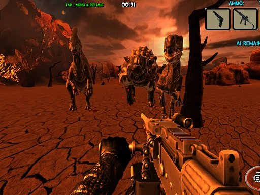 Jogo Dinosaurs Survival The End Of World