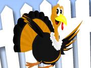 Jogo Flappy Turkey