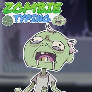 Jogo Zombie Typing