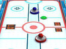 Jogue 3D Air Hockey Jogo