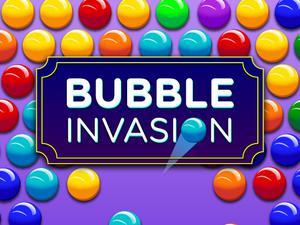 Jogo Bubble Invasion