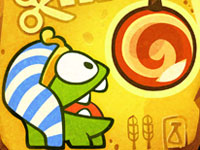 Jogo Cut the Rope Time Travel