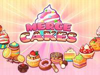 Jogo Merge Cakes