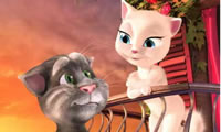 Jogo Talking Tom Cat 4