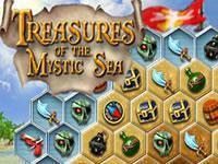 Jogo Treasures of the Mystic Sea
