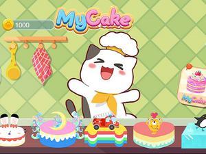 Jogo Baby Bake Cake