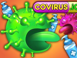 Jogue Covirus.io Jogo