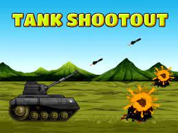 Jogo Tank Shootout