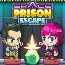 Jogue Space Prison Escape Jogo