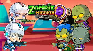 Jogo Zombie Mission 8