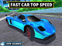Jogo Fast Car Top Speed