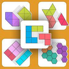 Jogo Fit them Puzzle