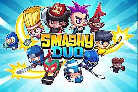 Jogue Smashy Duo Jogo