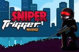 Jogo Sniper Trigger Revenge