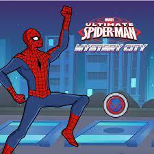 Jogo Spiderman City Mystery