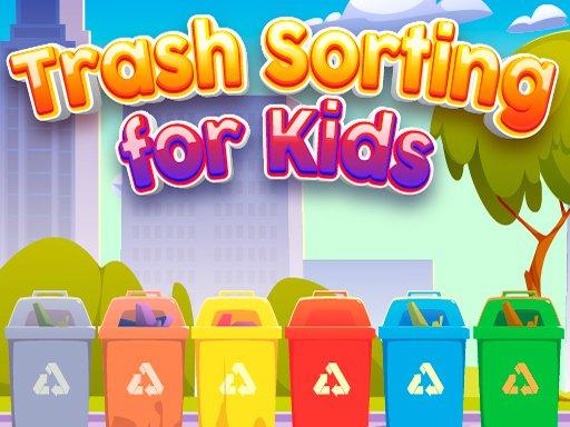 Jogo Trash Sorting for Kids