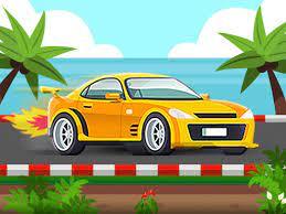 Jogue 2D Car Racing Jogo