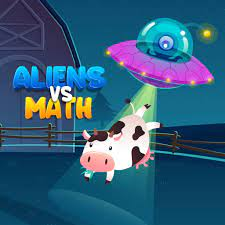Jogo Aliens Vs Math