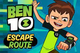Jogo Ben 10 Escape Route