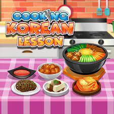 Jogo Aula de Culinária Coreana